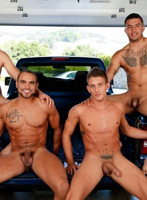 Cute Gay Joey Rico,Jason Maddox,Brock Avery,Alexander Gustavo,