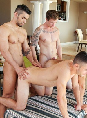 Naked Gay Markie More,Colt Rivers,