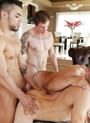 Good Looking Guy Markie More,Colt Rivers,