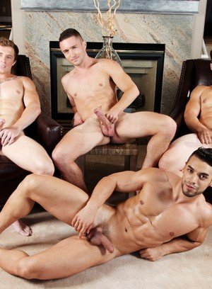Hot Gay Markie More,Colt Rivers,
