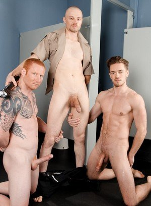 Big Dicked Lucas Knight,Justin Star,