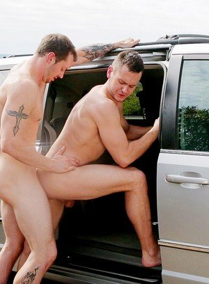 Muscle man Brenner Bolton,
