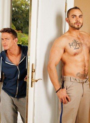 Hot Gay Darius Ferdynand,Brock Avery,