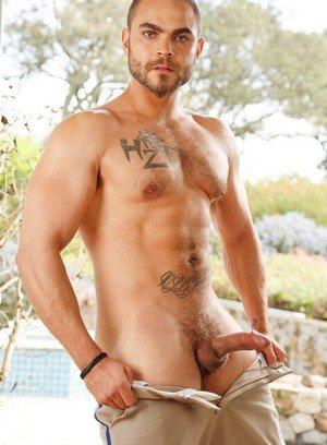 Sexy Guy Darius Ferdynand,Brock Avery,