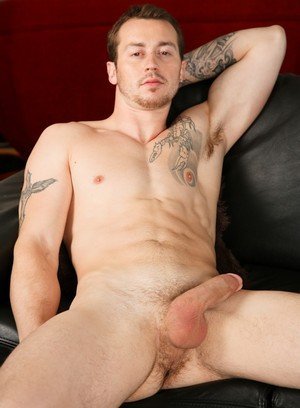 Sexy Dude Lucas Knight,