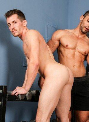 Naked Gay Shawn Andrews,