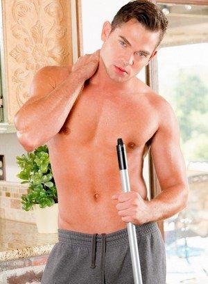Hot Gay Quentin Gainz,Luke Milan,