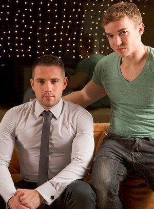 Hot Gay Gabriel Cross,Dylan Knight,