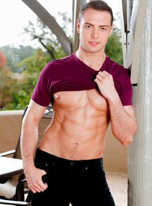 Hot Guy Bridger Watts,