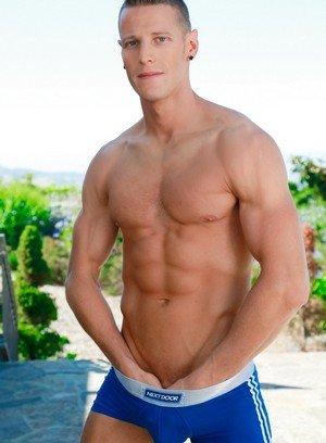 Sexy Gay Jordan James,