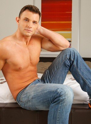 Hot Guy Dallas Bleu,