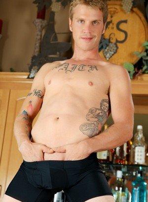 Sexy and confident John Stone,