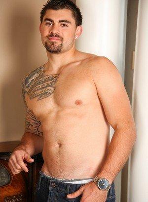 Sexy Guy Leo Cavalli,