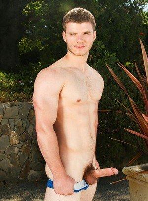 Sexy and confident Ivan James,