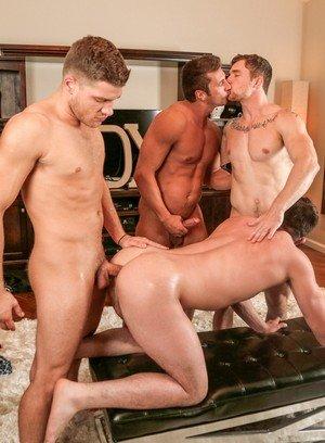 Good Looking Guy Markie More,Bridger Watts,Derrick Dime,