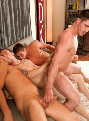 Wild Gay Derrick Dime,Markie More,Bridger Watts,