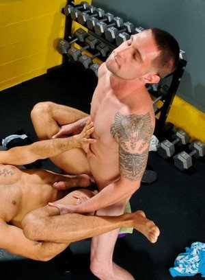 Hunky Gay Austin Wilde,Jay Rising,