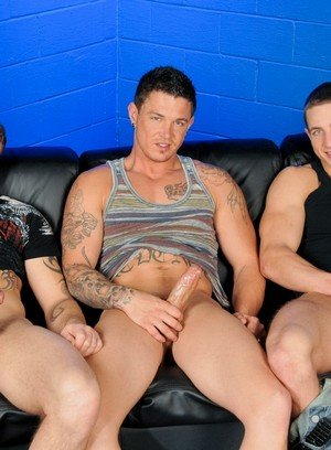 Hot Guy Marcus Mojo,Trent Diesel,