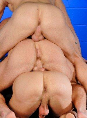 Naked Gay Trent Diesel,Marcus Mojo,