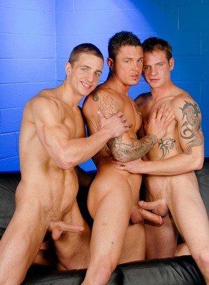Horny Gay Trent Diesel,Marcus Mojo,
