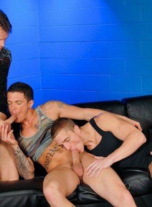Sexy Dude Trent Diesel,Marcus Mojo,