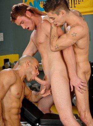 Good Looking Guy Johnny Torque,Austin Wilde,Connor Maguire,