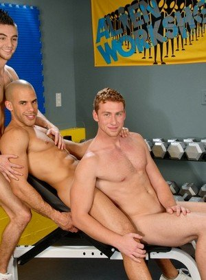 Horny Gay Connor Maguire,Johnny Torque,Austin Wilde,