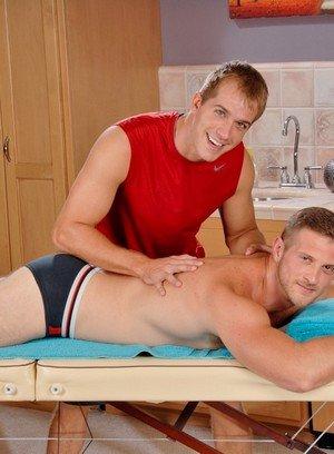 Hot Gay Brandon Lewis,Paul Wagner,