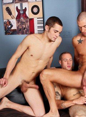 Horny Gay Angelo Romani,Adam Pain,Rod Daily,