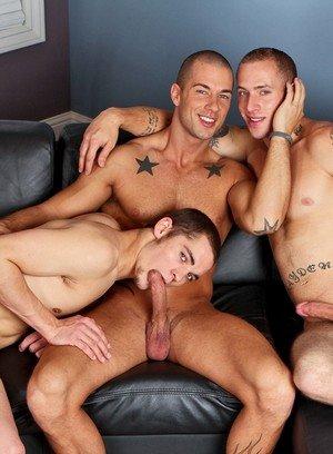 Wild Gay Angelo Romani,Adam Pain,Rod Daily,