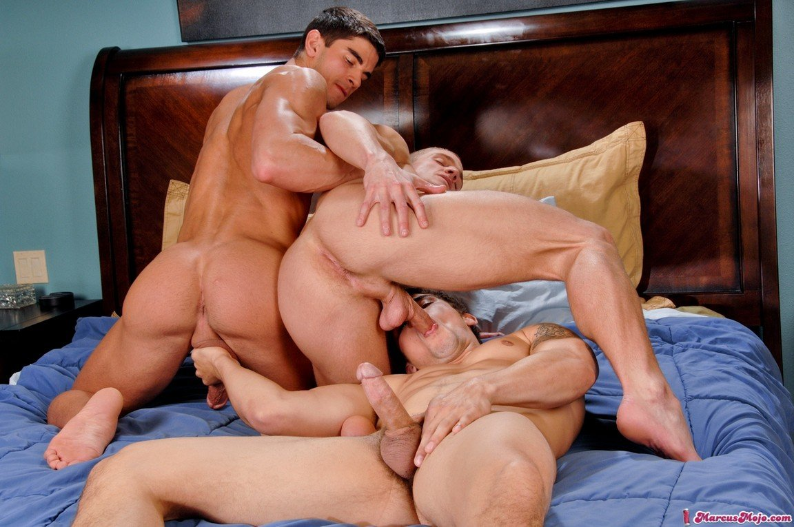 Hot Marcus Mojo Gets Fucked