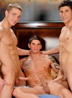 Horny Gay Tyler Torro,Jimmy Clay,Marcus Mojo,