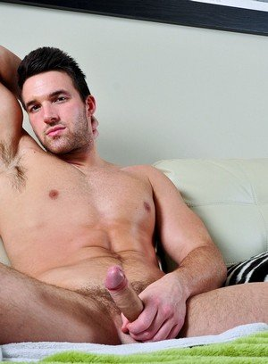 Naked Gay Trystan Bull,