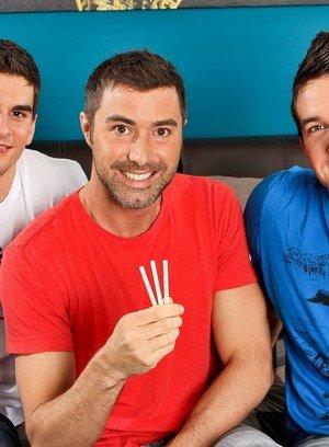 Hot Gay Tyler Torro,Trystan Bull,Justin Beal,