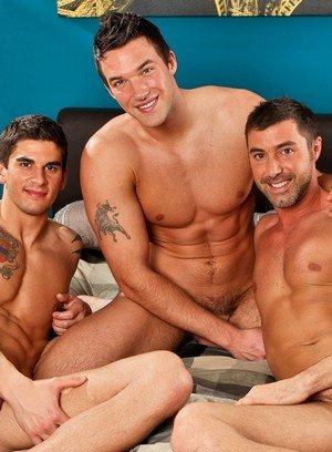 Horny Gay Tyler Torro,Trystan Bull,Justin Beal,