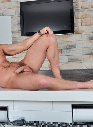 Sexy and confident Trystan Bull,