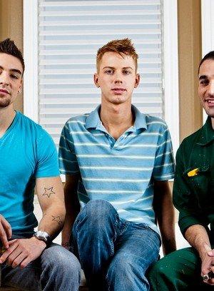 Hot Gay Kyler Ash,Johnny Torque,