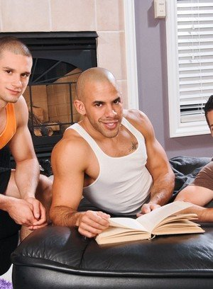 Hot Gay Anthony Romero,Austin Wilde,