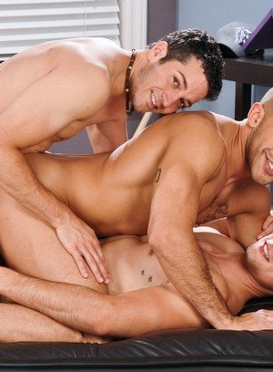 Hunky Gay Anthony Romero,Austin Wilde,