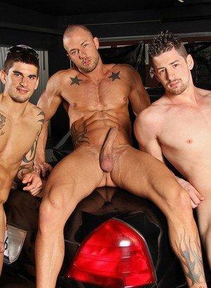 Horny Gay Andrew Stark,Tyler Torro,Rod Daily,