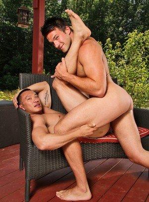 Cock Hungry Guy Trystan Bull,Archer Quan,