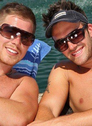 Horny Gay Trystan Bull,Marko Lebeau,