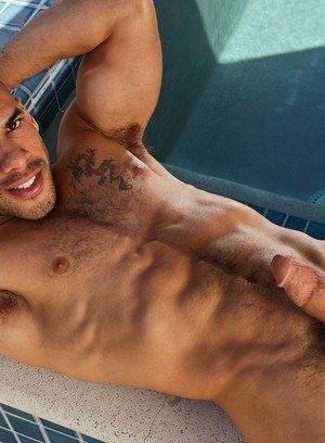 Horny Austin Wilde,