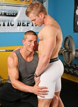 Big Dicked Gay James Huntsman,Marcus Mojo,