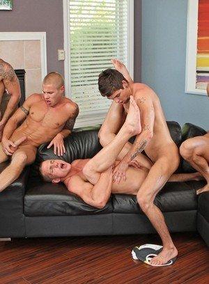 Cocky Boy Donny Wright,Rod Daily,Johnny Torque,Marcus Mojo,Brody Wilder,