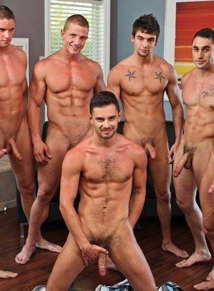 Horny Gay Donny Wright,Rod Daily,Johnny Torque,Marcus Mojo,Brody Wilder,
