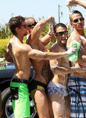 Big Dicked Gay Donny Wright,Rod Daily,Johnny Torque,Marcus Mojo,Brody Wilder,