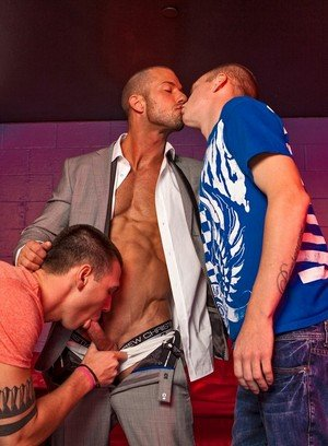 Cock Hungry Dude Joey Devero,Jay Cloud,Rod Daily,