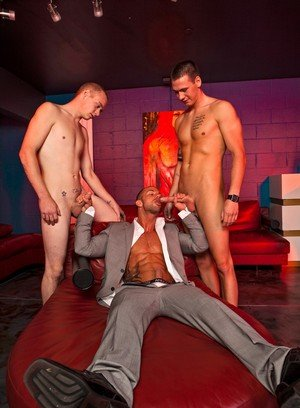 Cute Gay Joey Devero,Jay Cloud,Rod Daily,