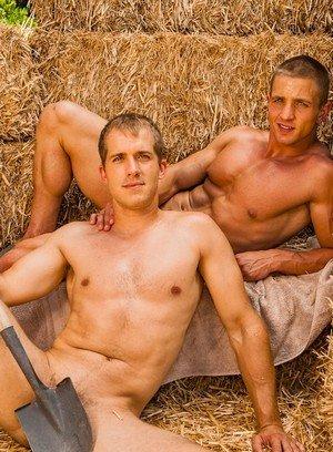 Horny Gay Brandon Lewis,Marcus Mojo,